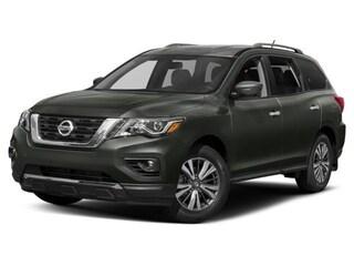 2018 Nissan Pathfinder SV SUV