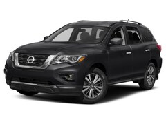 New 2018 Nissan Pathfinder SV SUV N11298 for sale in Flagstaff, AZ