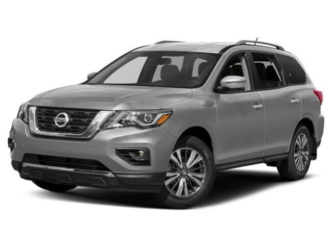 Used 2018 Nissan Pathfinder SV SUV in Springfield, MO