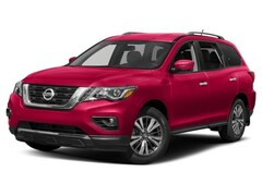 New 2018 Nissan Pathfinder SV SUV Lake Norman, North Carolina