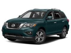 New 2018 Nissan Pathfinder SV SUV in South Burlington