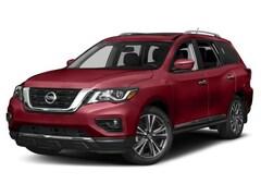 2018 Nissan Pathfinder Platinum SUV [B10, L92, FLO, BAR, BUM, B93, SG1, B94]
