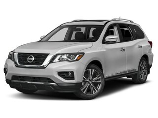 New 2018 Nissan Pathfinder Platinum SUV Eugene, OR