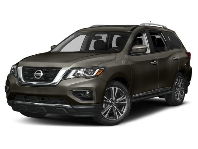 New 2018 Nissan Pathfinder Platinum SUV Winston Salem, North Carolina