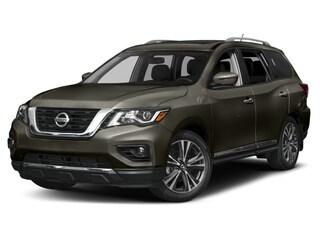 2018 Nissan Pathfinder Platinum Wagon