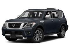 2018 Nissan Armada 4x2 SL Sport Utility