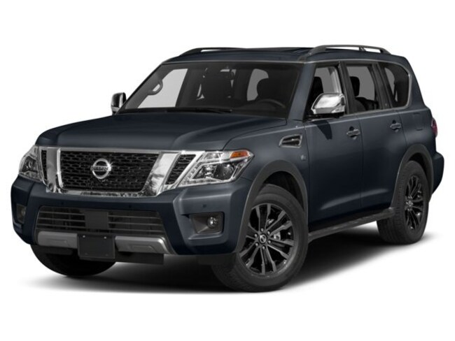 Certified Pre-Owned 2018 Nissan Armada Platinum SUV For Sale in Memphis, TN