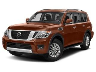 Used 2018 Nissan Armada PLATINUM RESERVE 4X4 W/ LIFETIME WARRANTY SUV near Providence