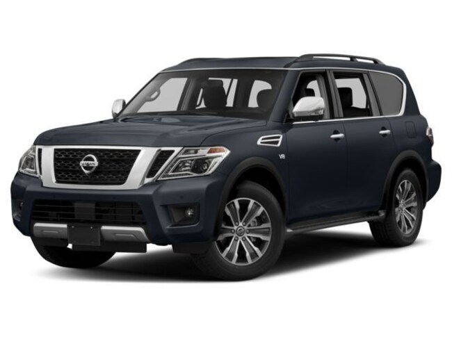 2018 Nissan Armada SL SUV [L92, S01, FLO, PRM] For Sale in Swazey, NH