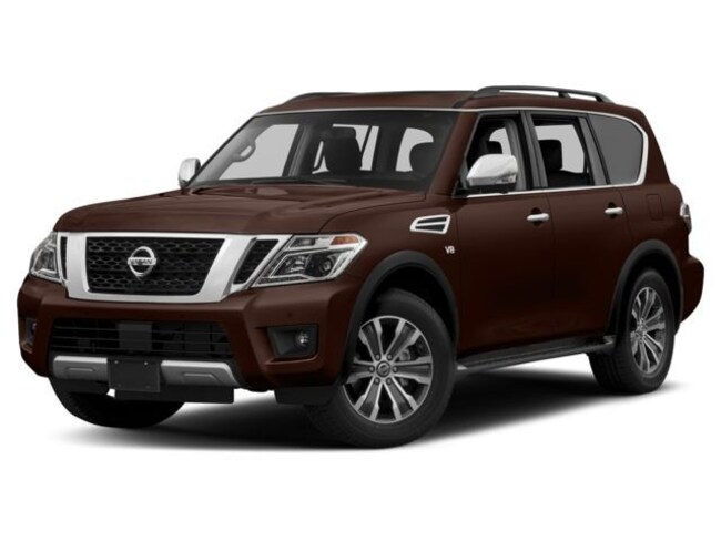 New 2018 Nissan Armada SL SUV For Sale/Lease Meridian, MS
