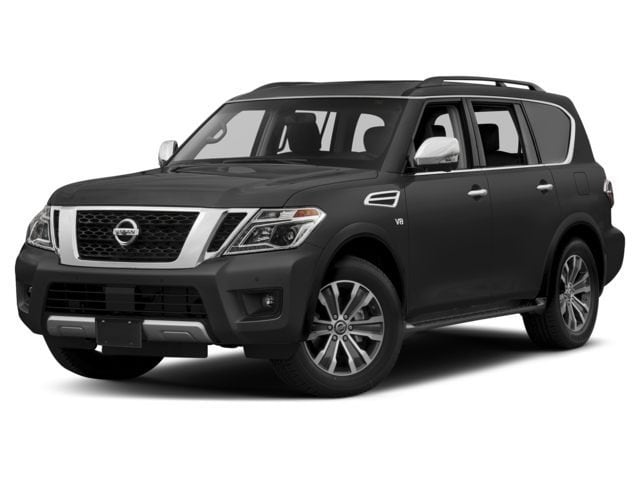 Used 2018 Nissan Armada SL SUV in Manchester NH