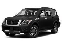 New 2018 Nissan Armada SL SUV in South Burlington