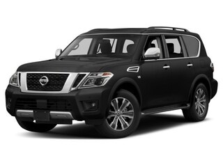 New 2018 Nissan Armada SL SUV in North Smithfield near Providence