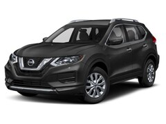 New 2018 Nissan Rogue SV SUV Hickory, North Carolina