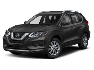 New 2018 Nissan Rogue SV SUV for sale in Modesto, CA at Central Valley Nissan