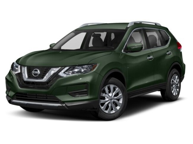 in Doylestown, PA 2018 Nissan Rogue SV SUV New