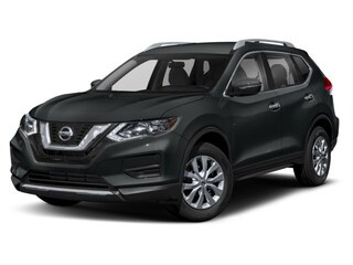 New 2018 Nissan Rogue SV SUV N3299 Denver