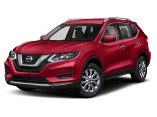2018 Nissan Rogue AWD SV Premium Package SUV
