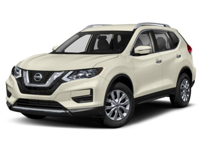 New 2018 Nissan Rogue SV SUV in Cortland