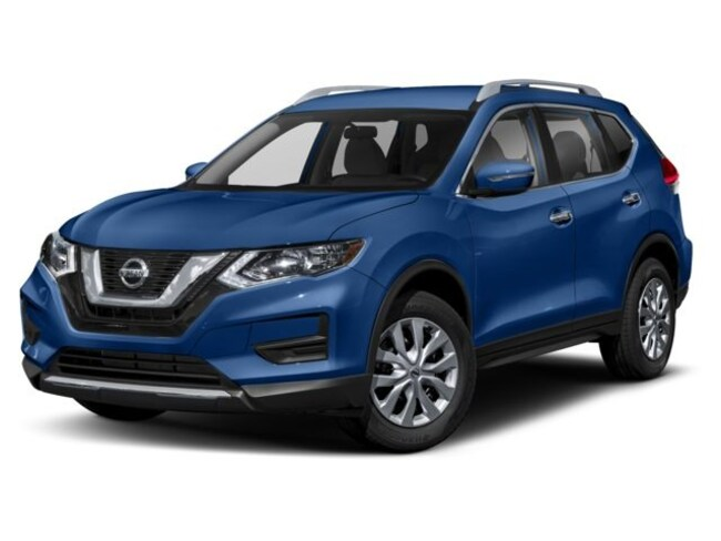 New 2018 Nissan Rogue SV SUV in Lebanon NH