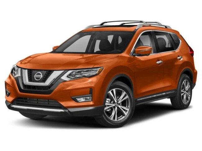 New Nissan vehicle 2018 Nissan Rogue SL SUV for sale near you in Centennial, CO