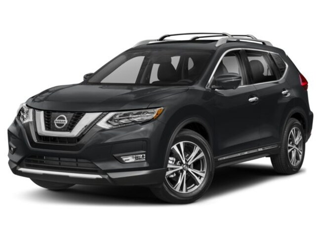 2018 Nissan Rogue SL SUV [L92, PLA, PRM, FL2, K03, P01, SGD, B92] For Sale in Swazey, NH