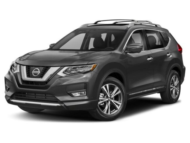 new 2018 Nissan Rogue SL SUV for sale/lease fort collins, CO