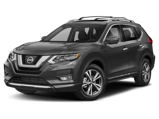 Certified 2018 Nissan Rogue SL SUV For Sale At Fred Beans Subaru In  Doylestown, PA
