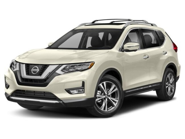 Certified Pre-Owned 2018 Nissan Rogue SL SUV in Manchester, NH