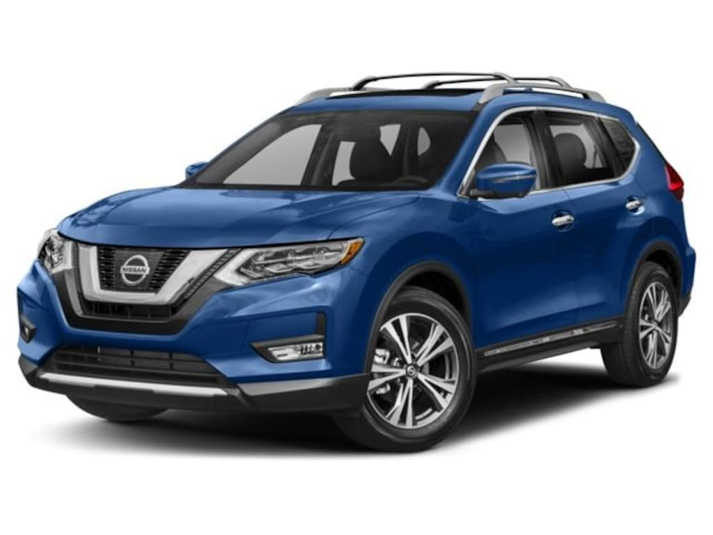Used 2018 Nissan Rogue For Sale at Phil Long Ford at Chapel