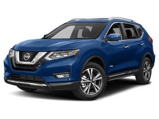 New 2018 Nissan Rogue Hybrid SL SUV 5N1ET2MV3JC827016 in Omaha
