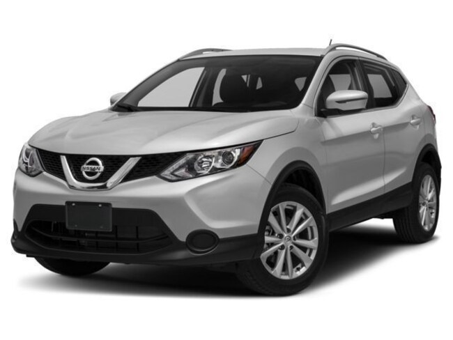 new 2018 Nissan Rogue Sport SV SUV for sale in Globe AZ