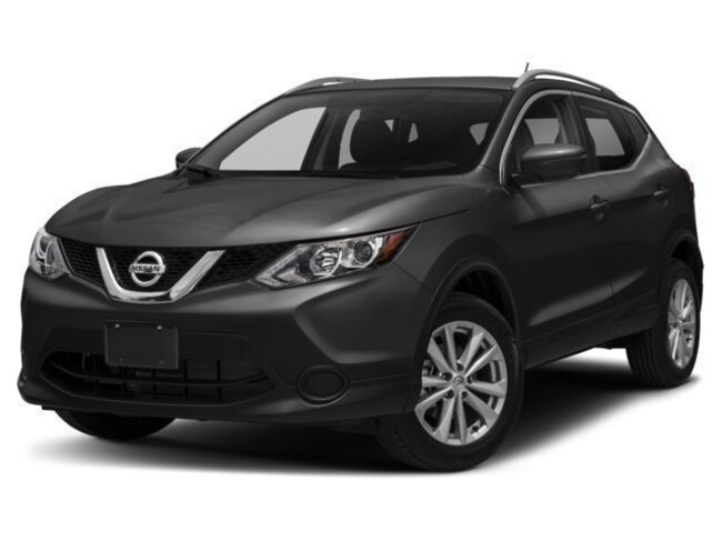 2018 Nissan Rogue Sport 2018.5 AWD S SUV