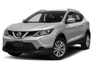 New Nissan vehicle 2018 Nissan Rogue Sport SV SUV for sale near you in Centennial, CO