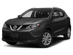 New 2018 Nissan Rogue Sport SV SUV in West Simsbury