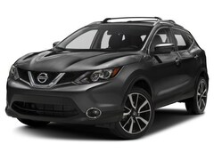 New 2018 Nissan Rogue Sport SL SUV N2008 for Sale near Altoona, PA, at Nissan of State College