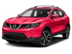 New 2018 Nissan Rogue Sport SL SUV in St Albans VT