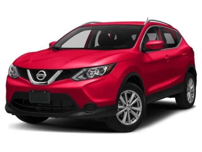 New 2018 Nissan Rogue Sport S SUV