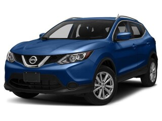 New 2018 Nissan Rogue Sport S SUV