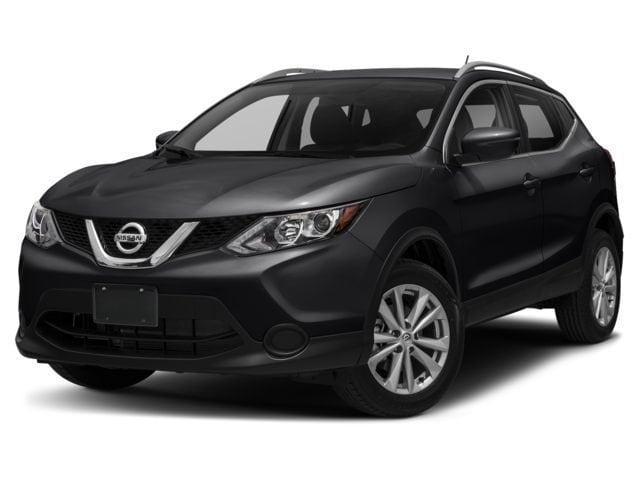 2018 Nissan Rogue Sport SV SUV