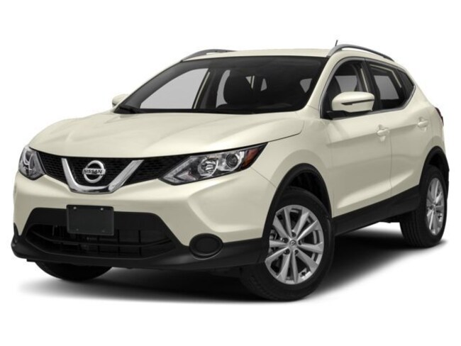 New 2018 Nissan Rogue Sport SV SUV for sale in Cortland, NY