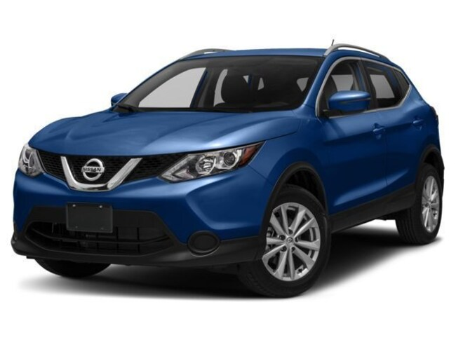 New 2018 Nissan Rogue Sport SV SUV in Cortland