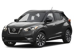 New 2018 Nissan Kicks SV SUV N2158 for Sale near Altoona, PA, at Nissan of State College