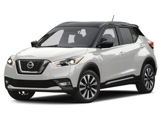 New 2018 Nissan Kicks SV SUV for sale in Modesto, CA at Central Valley Nissan