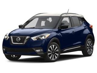 2018 Nissan Kicks SR FWD SUV