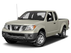 2018 Nissan Frontier S 4x2 S  King Cab 6.1 ft. SB 5M