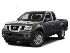 2018 Nissan Frontier King Cab 4x2 SV Auto Extended Cab Pickup
