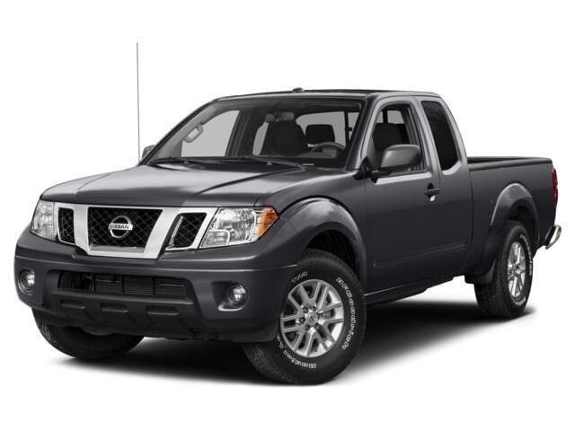 2018 Nissan Frontier SV Truck