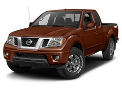 New 2018 Nissan Frontier PRO-4X Truck King Cab in Totowa