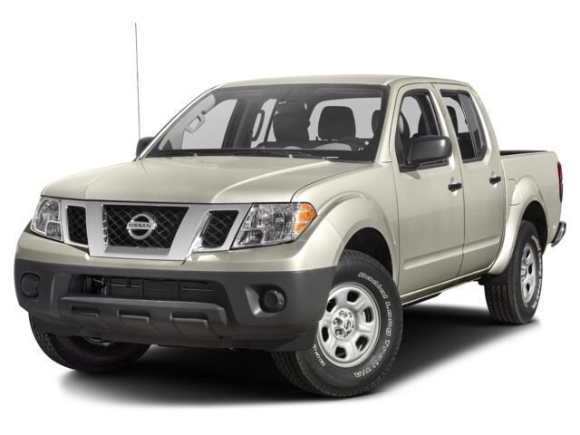 2018 Nissan Frontier SV 4x2 Crew Cab 4.75 Ft. Box 125.9 In. WB